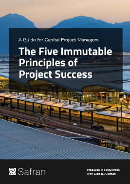The Five Immutable Principles of Project Success
