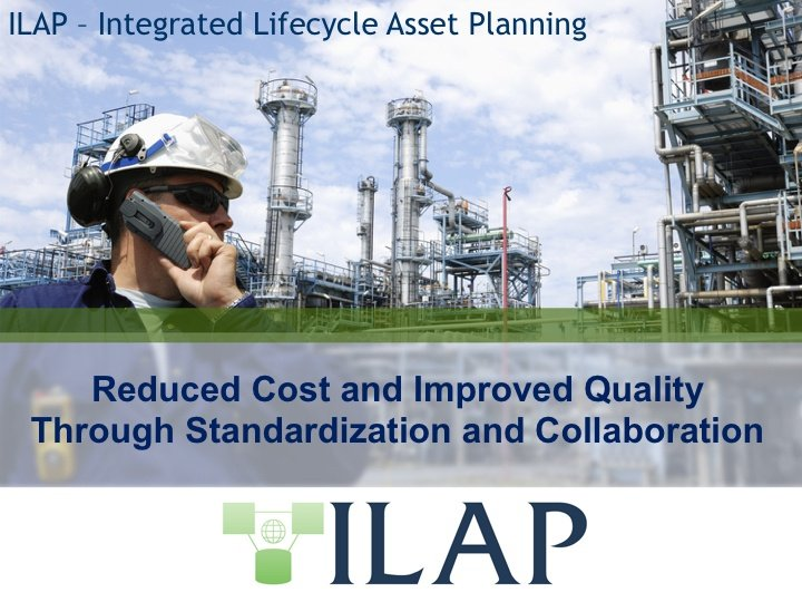 ILAP Integrated Lifecycle Asset Planning