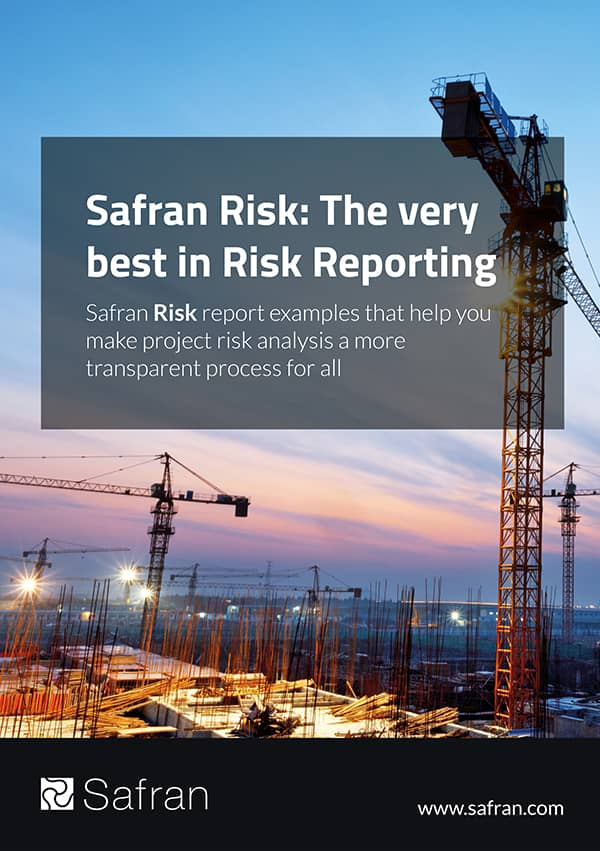 Safran Risk Report Brochure